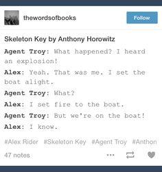 Alex Rider; tumblr