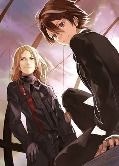 Guilty Crown #anime しらびC81/3日目東シ10a