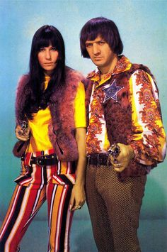 Sonny & Cher, those were the days when she could really sing...............just saying