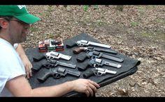 Revolveres, ¿Cual es el Mejor Revolver?  Armas en el Campo de Tiro, en E...