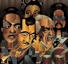 Miles, Django, Billie, Art...