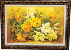 Estampa Floral Douglas Frasquetti - Rede AliançaRede Aliança