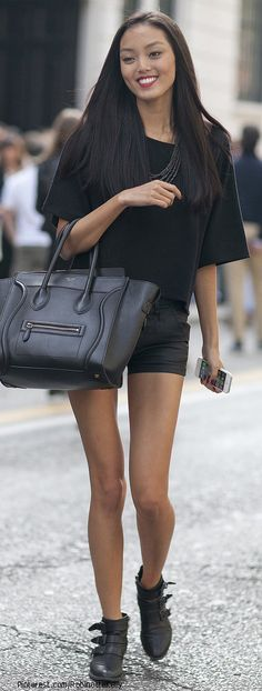 Street Style | Model off Duty