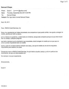 Follow up complaint letter customer relations letters following up ccrs credit repair ccrs credit repair services ccrs credit repair spiritdancerdesigns Choice Image