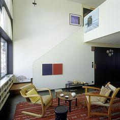 Helle Architektur - Patrik Gmür - Zürich Corner Desk, Furniture, Home Decor, Architecture, Projects, Homes, House, Corner Table, Decoration Home