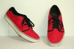 Mens Vans Off the Wall canvas sneakers skate shoes size 11 Shoes Heels Boots, Heeled Boots, Vintage Skateboards, 11 Clothing, Vans Off The Wall, Canvas Sneakers, Skate Shoes, Skateboarding, Dragon Ball