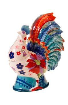 POETIC WANDERLUST Tracy Porter® For Poetic Wanderlust® '3D Rooster' Cookie Jar available at #Nordstrom