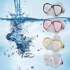 HW2016 Hot Swimming Mask Diving Equipment Anti Fog Goggles Scuba Mask Snorkel Glasses  New Arrival
