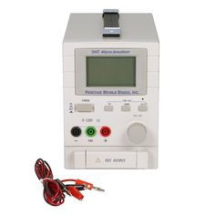 """Riogrande SMT Micro Anodizer (adjustable DC 20-120 V) $235.86 USD ; it's just a repackaged DC laboratory power supply, so search for that cheaper product on ebay ; the model supporting EU tension  (220V) exists (at 170 euros - but at 300 euros if you search using """"anodizer"""" keyword)"""
