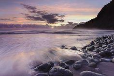 Waipio Dawn - Big Island, Hawaii