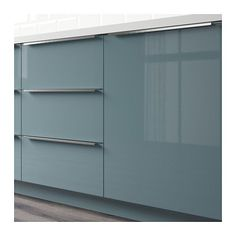 KALLARP Drawer front IKEA KALLARP is a high-gloss drawer front with sleek, straight lines and brings a colorful, modern look to your kitchen.