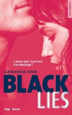 Les Reines de la Nuit: Black Lies d'Alessandra Torre