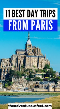 Traveling to Paris? Here are the best day trips from Paris not to miss| Paris day trips by train| day trips from Paris |day trips from Paris by train | best day trips from Paris | Paris day trips things to do| train day trips from Paris | cities near Paris to visit | easy day trips from paris| train trips from Paris |best train trips from Paris |best day trips from Paris trains| places to visit out of Paris |best day trips from Paris by train |paris day tours #theadventurousfeet Paris France Travel, Paris Travel Guide, Europe Travel Tips, Travel Guides, Must Do In Paris, Paris Things To Do, Outfits Winter, Outfits Spring, Travel Outfit Spring