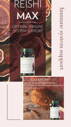 ReishiMax Glp® is a standardized Reishi mushroom extract that incorporates cracked spores, a proprietary technology that releases Reishi's active ingredients, providing unique immune system activity not found in other Reishi products. Antioxidant Supplements, Nutritional Supplements, Wealthy Lifestyle, Social Media Marketing Business, Nu Skin, Eating Plans, Clean Recipes, Eat Healthy, Active Ingredient