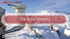 The Rebel Alliance banner
