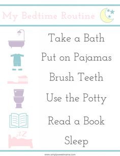 Bedtime Routine for Toddlers Free Bedtime Routine Printable Bedtime routine for toddlers. Schedule for kids. Bedtime routine for kids. Guide for a bedtime routine. Cute bedtime routine printable for a toddler Bedtime Routine Printable, Bedtime Routine Chart, Toddler Bedtime, Toddler Fun, Toddler Stuff, Toddler Chart, Toddler Routine, Getting Ready For Baby, Toddler Schedule