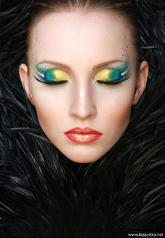 Fantasy Makeup   # Pinterest++ for iPad #