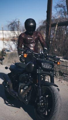 Harley Davidson Fat Bob, Harley Davidson Street Glide, Harley Davidson Bikes, Motorcycle Suit, Moto Bike, Motorcycle Garage, Custom Street Bikes, Bobber Bikes, Sport Bikes