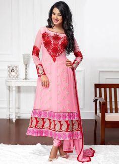 Awesome Sonal Chauhan Kalidar Suit