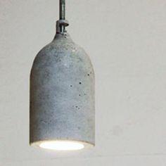HomeMade Modern EP9 Concrete Pendant Lamp - DIY