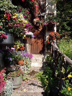 secret garden  chamonix, france