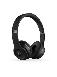 4e6ecabcfdb Beats by Dr. Dre Beats On-Ear Bluetooth Wireless Headphones with Carrying  Case and RemoteTalk In-Line Cable - Black