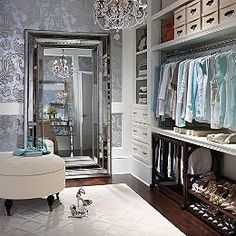 The best of luxury closet designs...