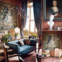 Hoch dekoriert #interior #inspiration #bevonboch #opulent