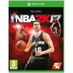 Disfruta desde ya del nuevo NBA2K17 para todas las plataformas en TheShopGamer.com