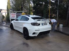 Bmw X 6 Monster from Sweden 880Ps