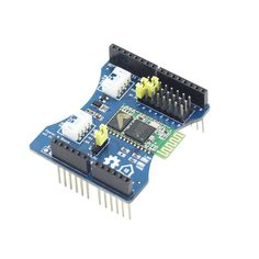 Bluetooth Expansion Board for Arduino (Works with Official Arduino Boards). Material: PCB - Bluetooth expansion board for Arduino - Great for DIY project. Arduino Bluetooth, Arduino Board, Electrical Tools, Health And Safety, Cool Gadgets, The Expanse, Boards, Diy Projects, Tags