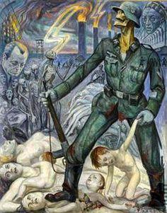 Le massacre des innocents - La Mort SS