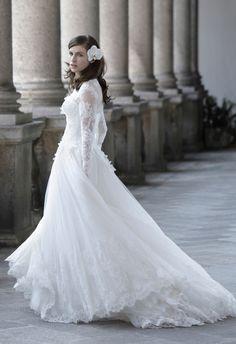 Alberta Ferretti Spring 2014 Wedding Dresses