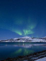 Nordlys, Dåfjord