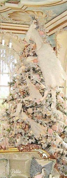 Beautiful Victorian Tree ~ Debbie ❤