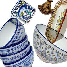 Tunisian Tableware