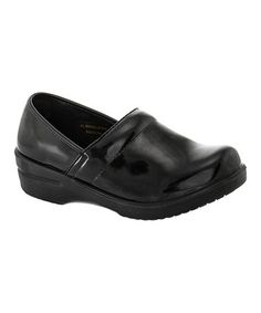 Love this Black Patent Dannis Clog by Rasolli on Clogs Shoes, Loafers, Black, Style, Products, Fashion, Clog Sandals, Travel Shoes, Swag