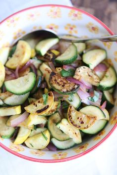 Sauteed Cilantro Lime Vegetables - a super quick and easy side side dish. Healthy too!