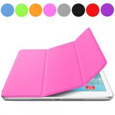 iPad Air : Cover couleur aimantée pour protéger l'écran de votre iPad, Plusieurs couleurs aux choix sur cPix.fr