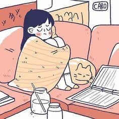 47 Super ideas for cats design illustration sketch Cartoon Kunst, Anime Kunst, Anime Art, Art And Illustration, Illustrations, Cute Art Styles, Cartoon Art Styles, Fan Art, Aesthetic Art