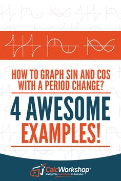 Graphing Sin & Cosine w/ Phase Shift Excellent Examples! Fun Math, Math Games, Algebra 2 Help, Math Help, Inverse Functions, Linear Programming, Trigonometric Functions, Precalculus, Math Courses