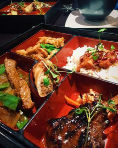 Thanks @aisyahsnaps for sharing a #fab pic of our #Meat #Lunch #Bento Box @instagram! (^_−)☆