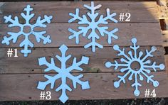 Thin Metal Snowflakes – Rusty or Shiny – Rustic Metal Letters & Wall Art Metal Wall Letters, Letter Wall Art, Snowflake Shape, Diy Wedding Gifts, Rustic Gifts, Snowflakes, Craft Projects, Christmas Decorations, Wall Decor
