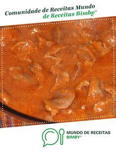Moelas de Catia Carrilho. Receita Bimby<sup>®</sup> na categoria Pratos principais Carne do www.mundodereceitasbimby.com.pt, A Comunidade de Receitas Bimby<sup>®</sup>. Meat Recipes, Recipies, Healthy Recipes, Easy Cooking, Thai Red Curry, Macaroni And Cheese, Ethnic Recipes, Food, Cheese Stuffed Mushrooms
