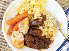 Carbonnade (Flemish Beef and Beer Stew)