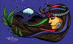 inclusion mapuche - Buscar con Google Arte Latina, Art Folder, Arte Popular, Sacred Art, Mural Art, Native American Art, Wallpaper S, Fiber Art, Printmaking