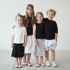 Best team ever from the Soft Tones summer lookbook