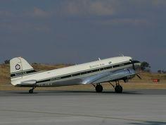 Rovos Air DC-3