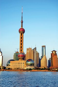 I LOVE Shanghai. Blending 21st-century architecture with old-world character, Shanghai is the vibrant pulse of new China.