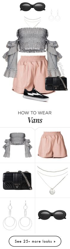 """Untitled #175"" by shalikaaa on Polyvore featuring STELLA McCARTNEY, Petersyn, Carolina Bucci, Prada, Crap, StreetStyle, Summer, Spring, CasualChic and polyvorefashion"